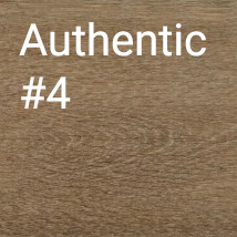 Authentic #4