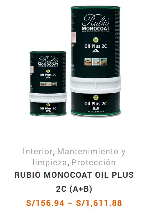 Oil Plus 2C (A+B)